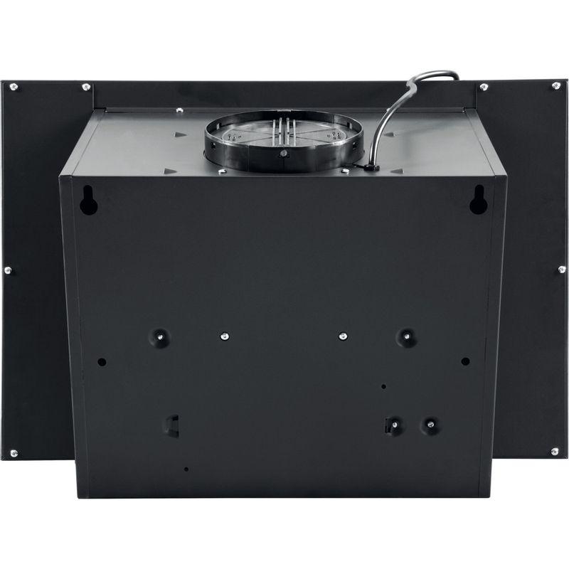 Whirlpool-Hotte-Encastrable-WHVF-63F-LT-K-Noir-Pose-libre-Electronique-Back---Lateral