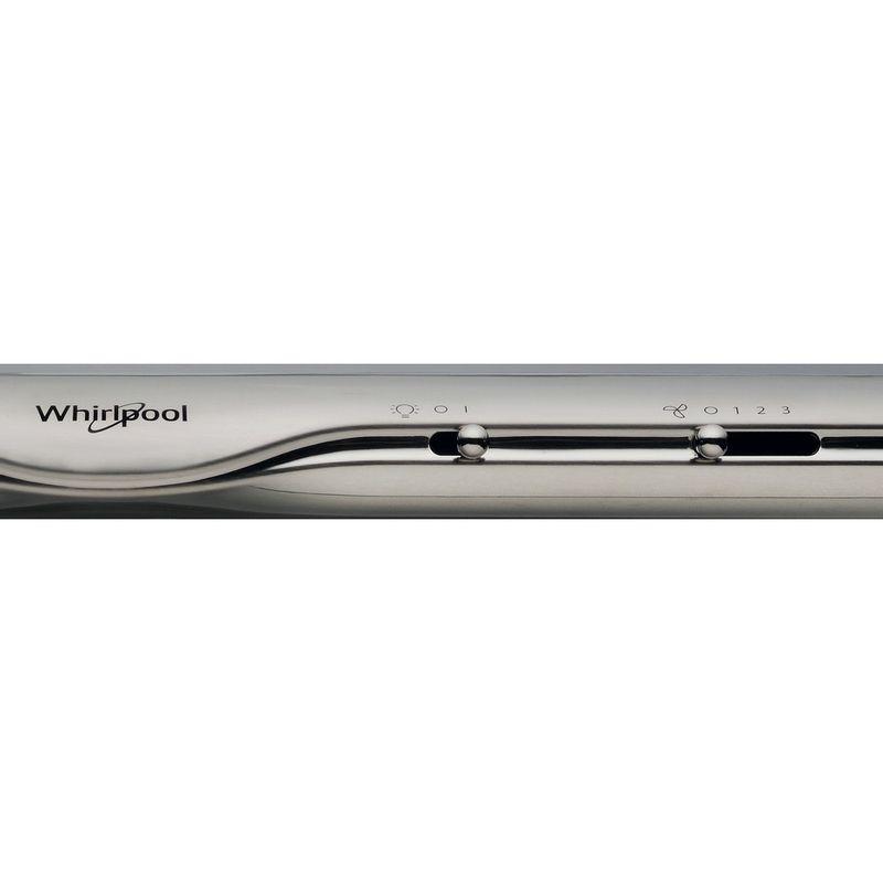 Whirlpool-Hotte-Encastrable-AKR441-2IX-Inox-Mural-Mecanique-Control-panel