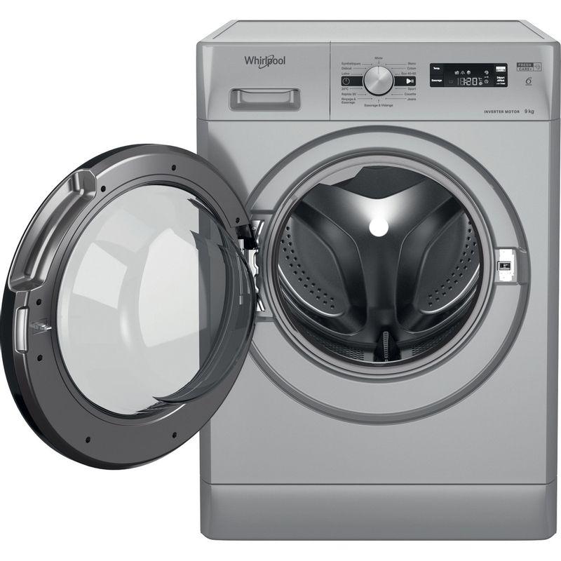 Whirlpool-Lave-linge-Pose-libre-FFS-9248-SB-FR-Argent-Lave-linge-frontal-C-Frontal-open