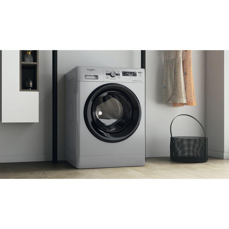 Whirlpool-Lave-linge-Pose-libre-FFS-9248-SB-FR-Argent-Lave-linge-frontal-C-Lifestyle-perspective
