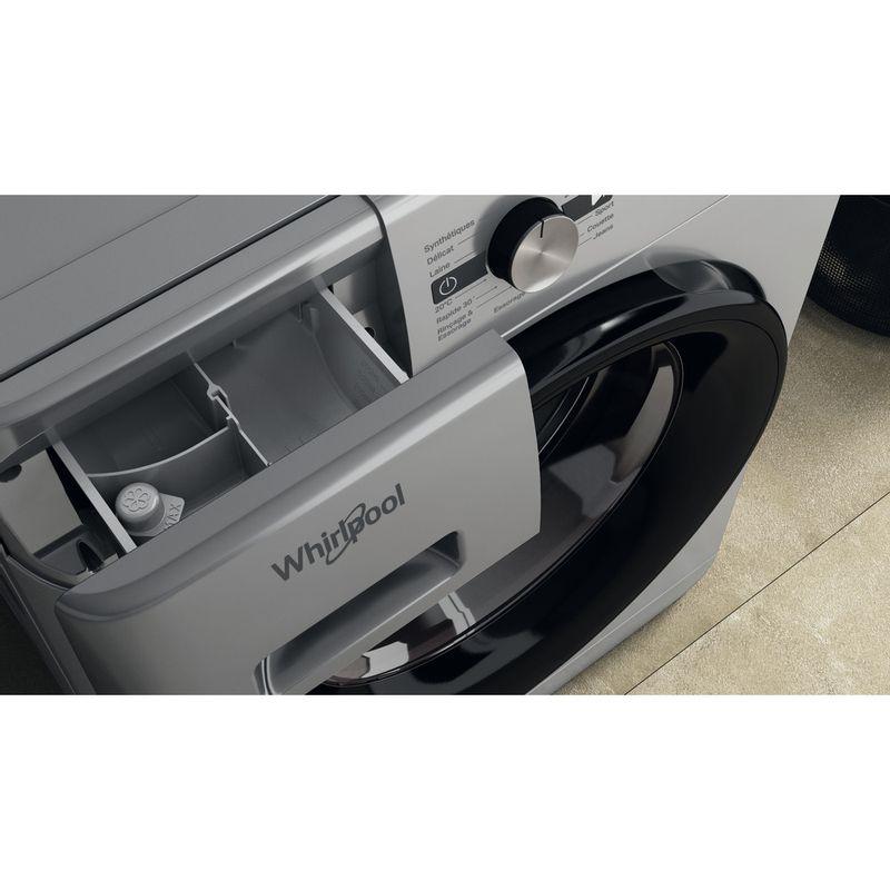 Whirlpool-Lave-linge-Pose-libre-FFS-9248-SB-FR-Argent-Lave-linge-frontal-C-Drawer