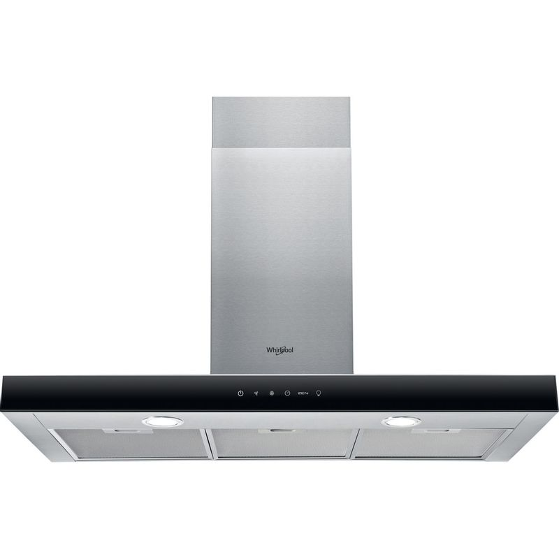 Whirlpool-Hotte-Encastrable-WHB-92F-UT-X-Inox-Mural-Electronique-Frontal