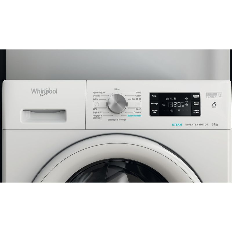 Whirlpool-Lave-linge-Pose-libre-FFBS-8448-WV-FR-Blanc-Lave-linge-frontal-C-Lifestyle-control-panel