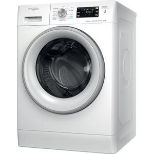Lave-linge hublot posable Whirlpool: 8,0 kg - FFBC 8448 SV FR