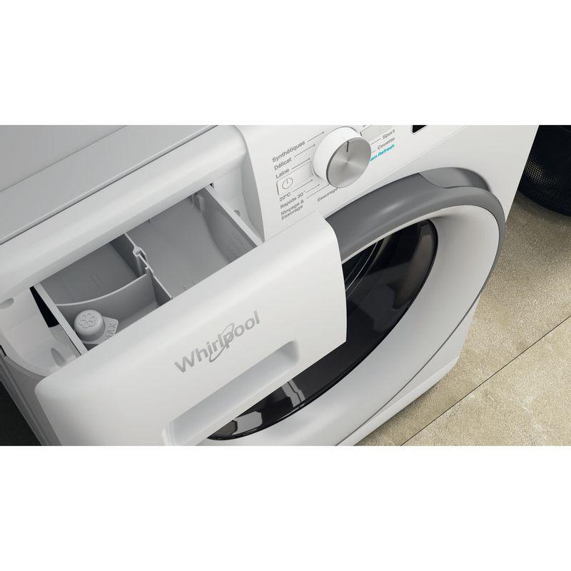 Whirlpool-Lave-linge-Pose-libre-FFBC-8448-SV-FR-Blanc-Lave-linge-frontal-C-Drawer