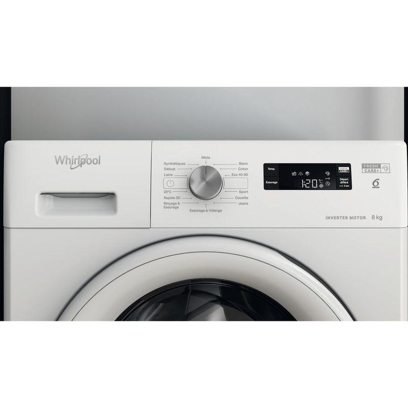 Whirlpool-Lave-linge-Pose-libre-PFFS-38248-W-FR-Blanc-Lave-linge-frontal-C-Lifestyle-control-panel