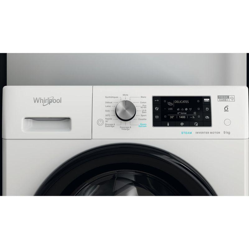 Whirlpool-Lave-linge-Pose-libre-FFDB-9448-BV-FR-Blanc-Lave-linge-frontal-C-Lifestyle-control-panel