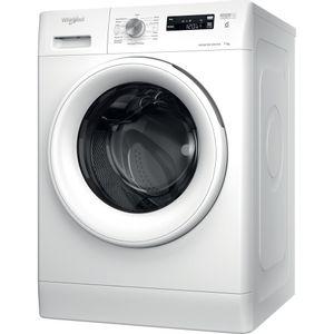 Lave-linge hublot posable Whirlpool: 7,0 kg - FFS 7438 W FR