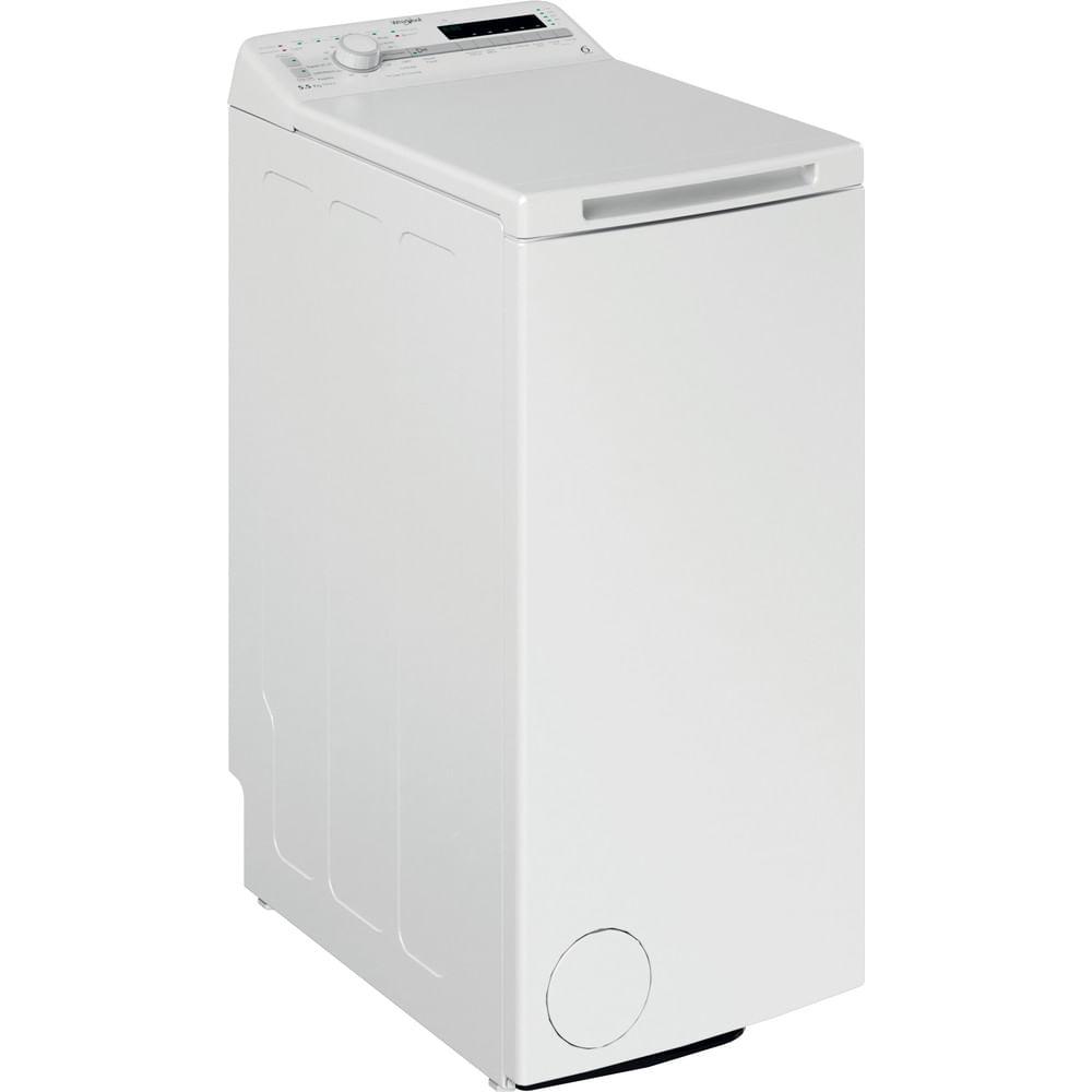 Whirlpool Lave-linge posable TDLR 55120S FR/N : consultez les spécificités de votre appareil et découvrez toutes ses fonctions innovantes pour votre famille et votre maison.