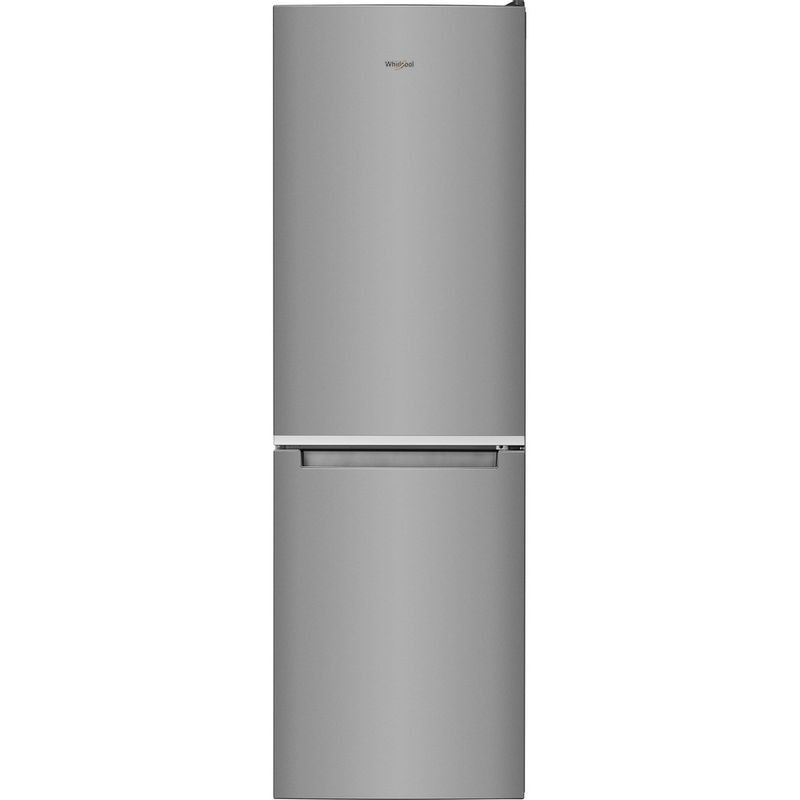 Whirlpool-Combine-refrigerateur-congelateur-Pose-libre-W7-831A-OX-Optic-Inox-2-portes-Frontal