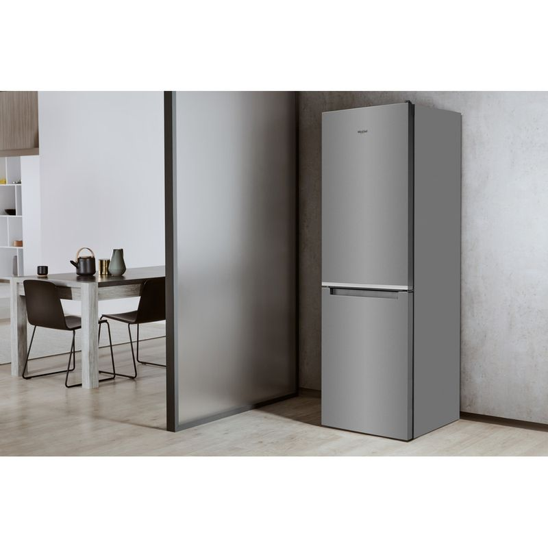 Whirlpool-Combine-refrigerateur-congelateur-Pose-libre-W7-831A-OX-Optic-Inox-2-portes-Lifestyle-perspective
