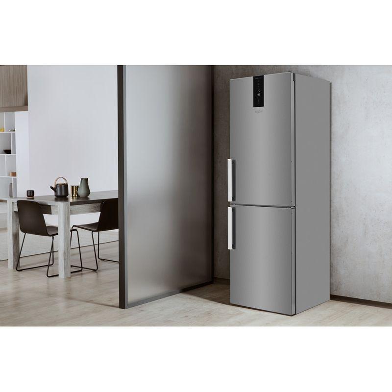 Whirlpool-Combine-refrigerateur-congelateur-Pose-libre-W7-832T-MX-H-Miroir-Inox-2-portes-Lifestyle-perspective