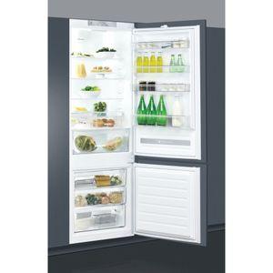 Réfrigérateur congélateur encastrable 400 L SP40 800 1
