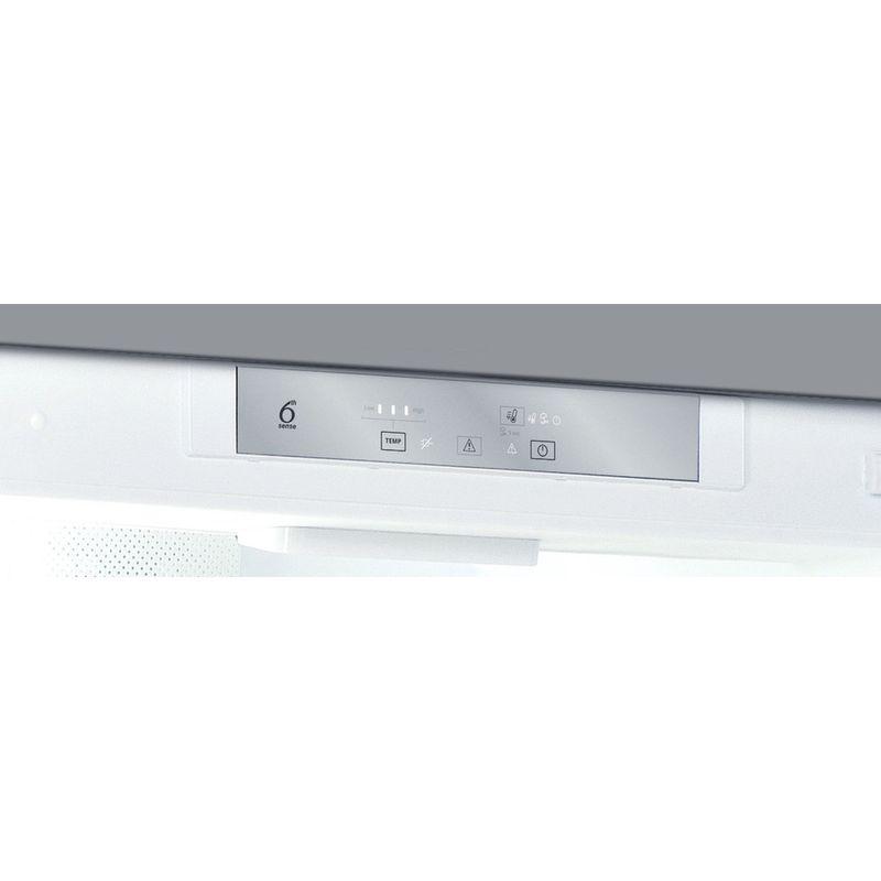 Whirlpool-Combine-refrigerateur-congelateur-Encastrable-SP40-800-1-Blanc-2-portes-Control-panel
