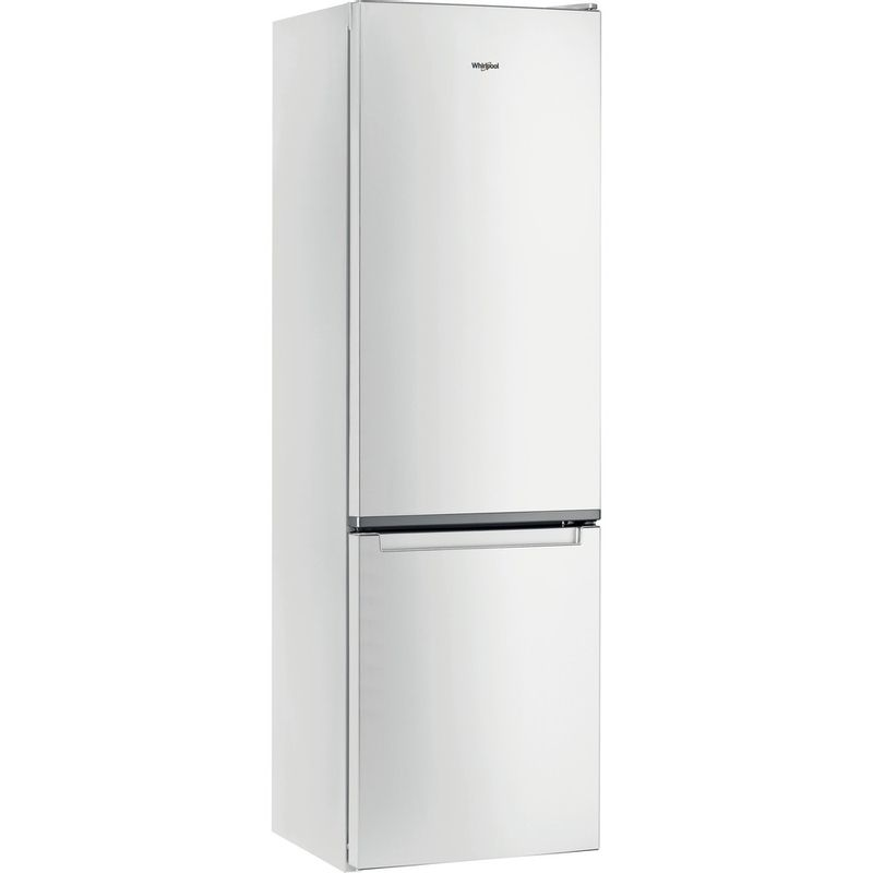 Whirlpool-Combine-refrigerateur-congelateur-Pose-libre-W7-911I-W-Blanc-2-portes-Perspective