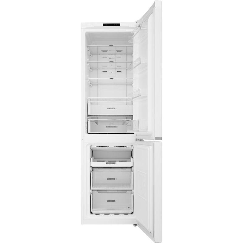 Whirlpool-Combine-refrigerateur-congelateur-Pose-libre-W7-911I-W-Blanc-2-portes-Frontal-open