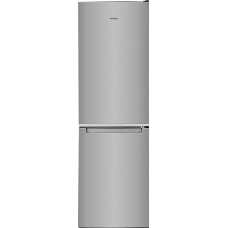 Whirlpool-Combine-refrigerateur-congelateur-Pose-libre-W7-811I-OX-Optic-Inox-2-portes-Frontal