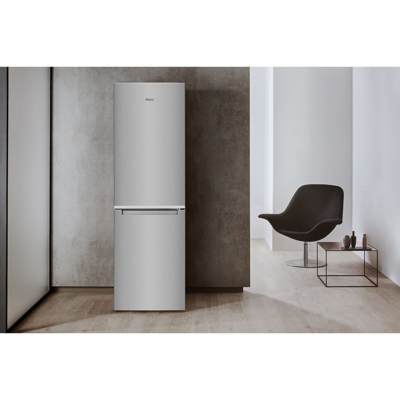 Whirlpool-Combine-refrigerateur-congelateur-Pose-libre-W7-811I-OX-Optic-Inox-2-portes-Lifestyle-frontal