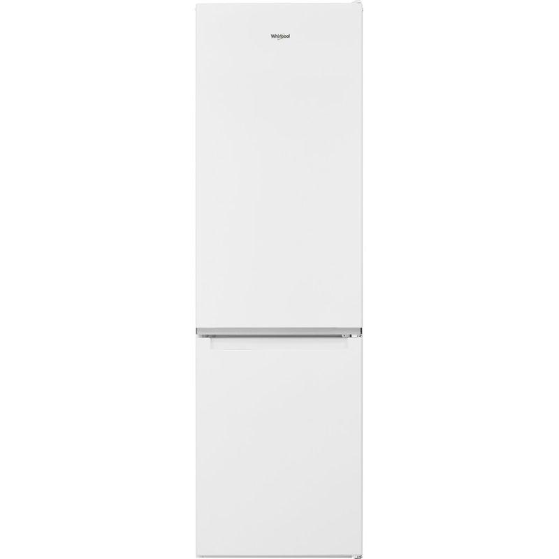 Whirlpool-Combine-refrigerateur-congelateur-Pose-libre-W5-921C-W-Blanc-2-portes-Frontal