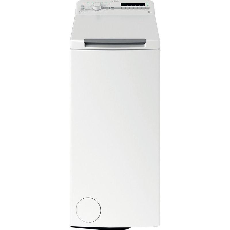 Whirlpool-Lave-linge-Pose-libre-TDLR65231-FRN-Blanc-Lave-linge-top-D-Frontal