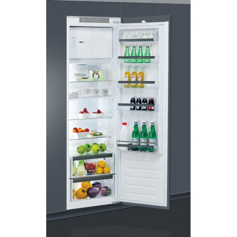 Whirlpool-Refrigerateur-Encastrable-ARG-18481-Blanc-Perspective-open