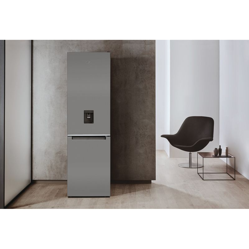 Whirlpool-Combine-refrigerateur-congelateur-Pose-libre-W7-911I-OX-AQUA-Optic-Inox-2-portes-Lifestyle-frontal