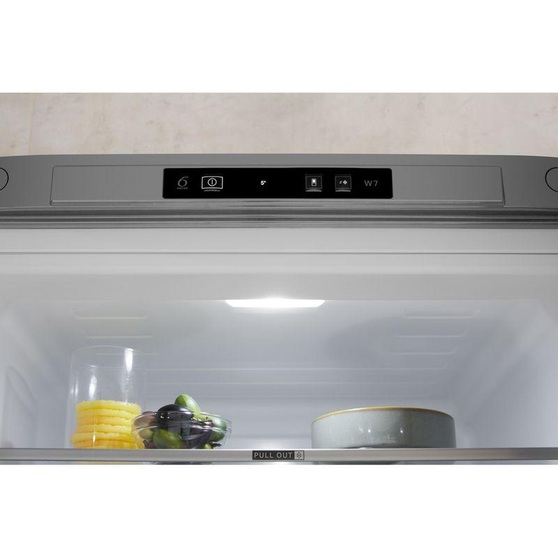 Whirlpool-Combine-refrigerateur-congelateur-Pose-libre-W7-921I-OX-Optic-Inox-2-portes-Lifestyle-control-panel