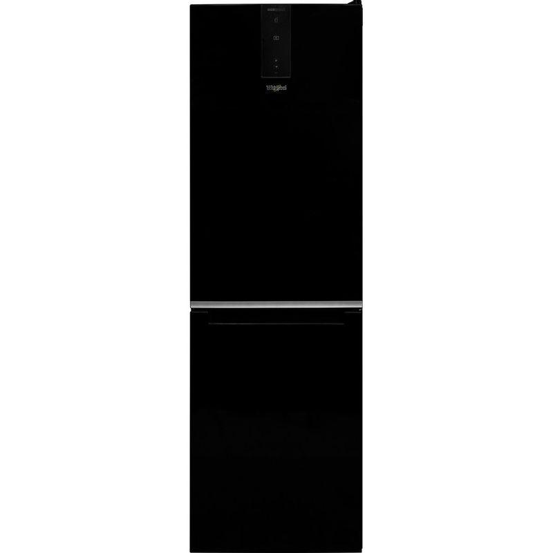 Whirlpool-Combine-refrigerateur-congelateur-Pose-libre-W7-821O-K-Noir-2-portes-Frontal