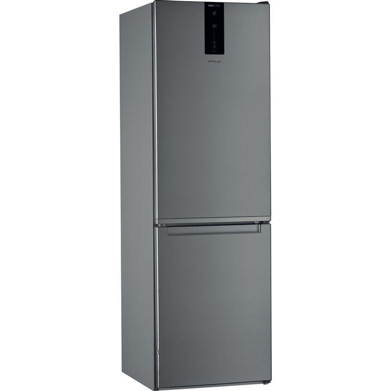 Whirlpool-Combine-refrigerateur-congelateur-Pose-libre-W7-821O-OX-Optic-Inox-2-portes-Perspective