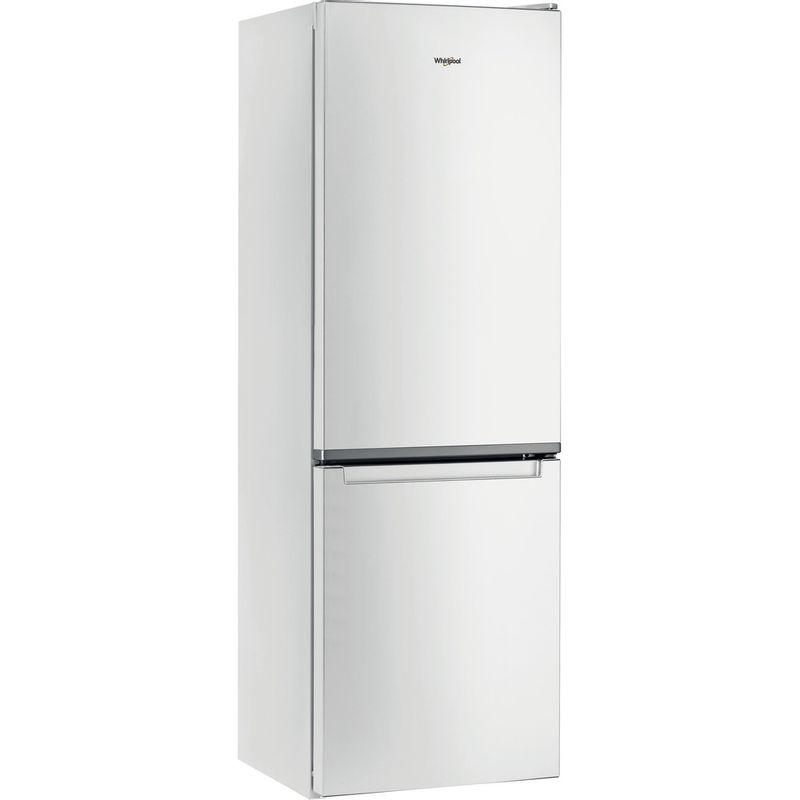 Whirlpool-Combine-refrigerateur-congelateur-Pose-libre-W7-821I-W-Blanc-2-portes-Perspective