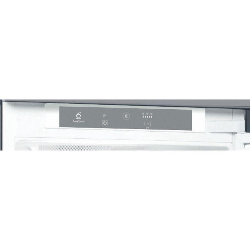 Whirlpool-Combine-refrigerateur-congelateur-Encastrable-ART-9811-SF2-Blanc-2-portes-Control-panel