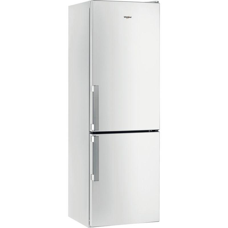 Whirlpool-Combine-refrigerateur-congelateur-Pose-libre-W5-821C-W-H-2-Blanc-2-portes-Perspective