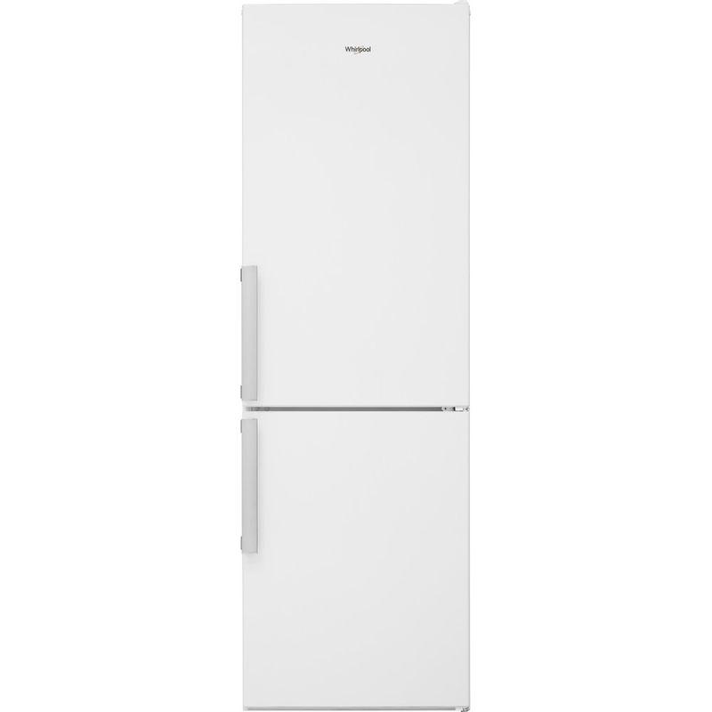 Whirlpool-Combine-refrigerateur-congelateur-Pose-libre-W5-821C-W-H-2-Blanc-2-portes-Frontal