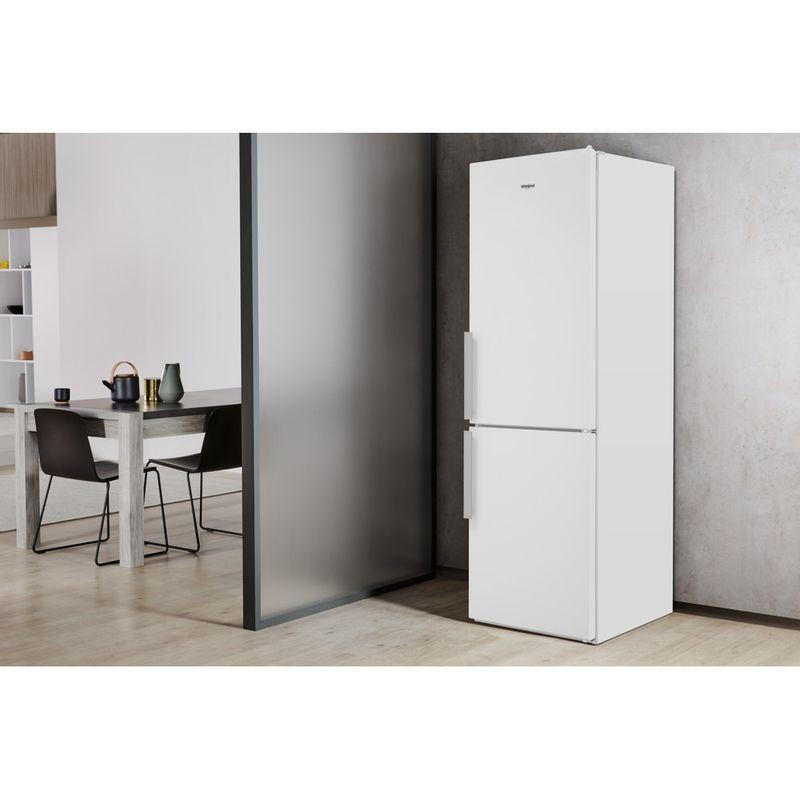 Whirlpool-Combine-refrigerateur-congelateur-Pose-libre-W5-821C-W-H-2-Blanc-2-portes-Lifestyle-perspective