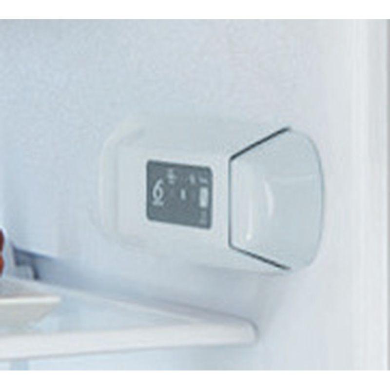 Whirlpool-Combine-refrigerateur-congelateur-Encastrable-ART-66122-Blanc-2-portes-Control-panel