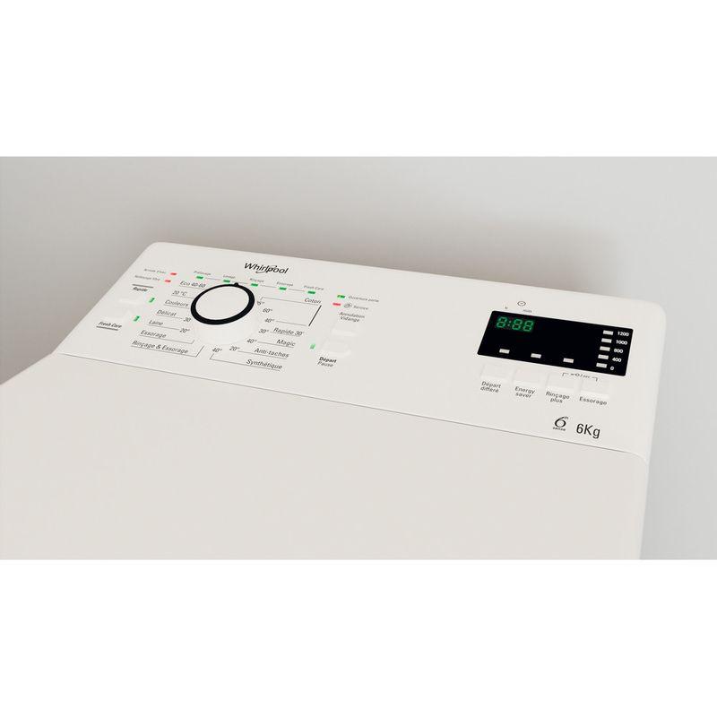 Whirlpool-Lave-linge-Pose-libre-TDLR-6228-FR-N-Blanc-Lave-linge-top-D-Lifestyle-control-panel