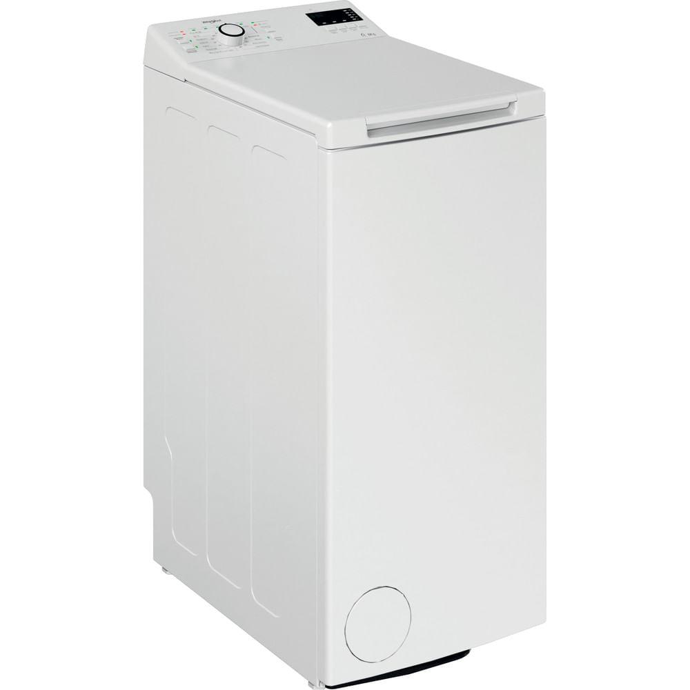 Whirlpool Lave-linge posable TDLR 6237 FR/N : consultez les spécificités de votre appareil et découvrez toutes ses fonctions innovantes pour votre famille et votre maison.