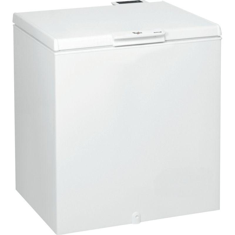 Whirlpool-Congelateur-Pose-libre-WHM2110-Blanc-Perspective