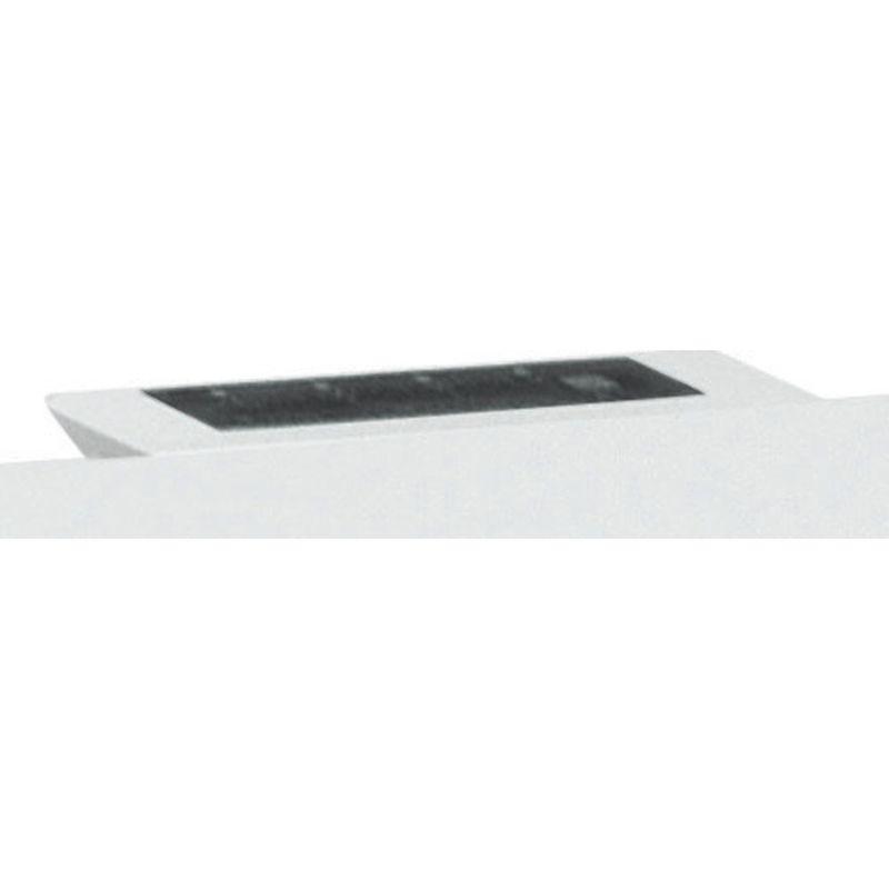 Whirlpool-Congelateur-Pose-libre-WHM2110-Blanc-Control-panel