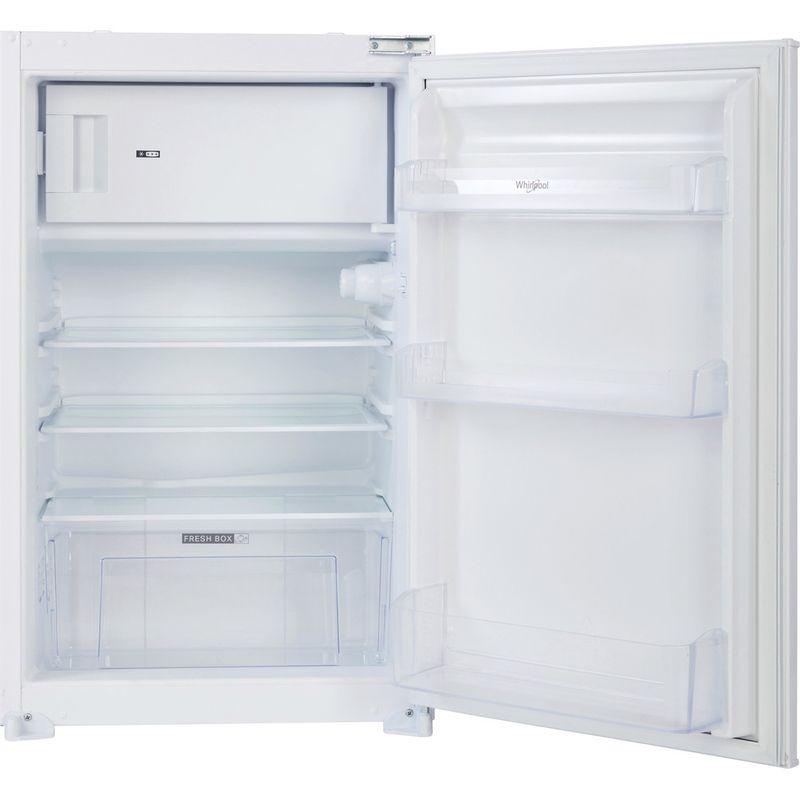 Whirlpool-Refrigerateur-Encastrable-ARG-9421-1N-Blanc-Frontal-open