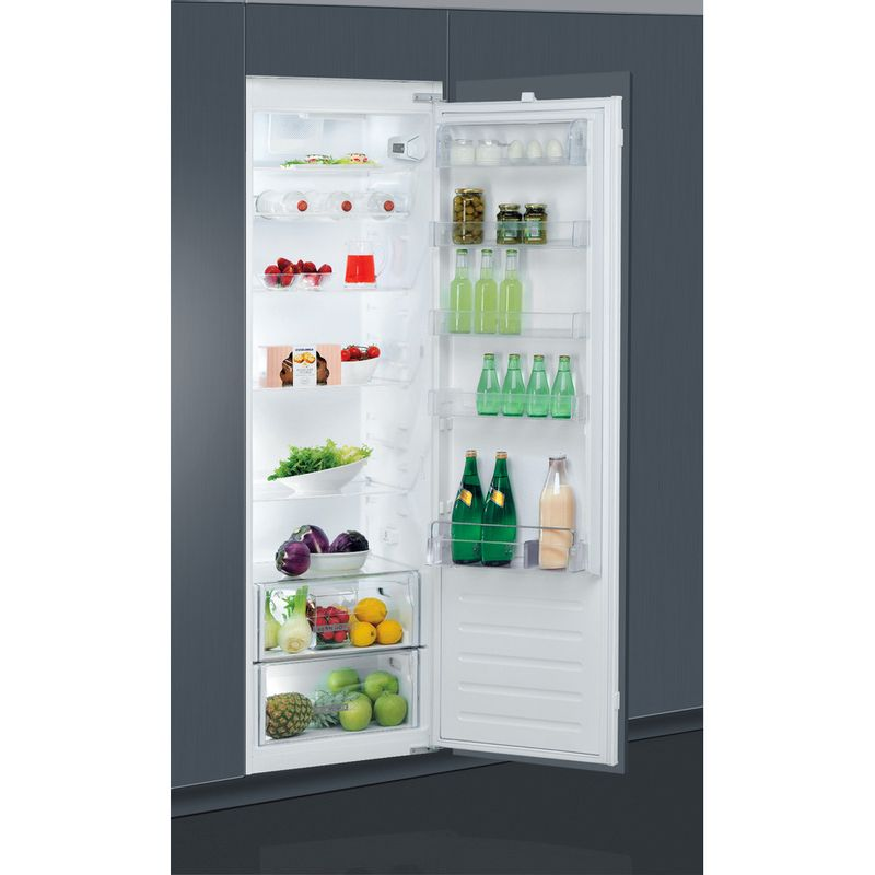 Whirlpool-Refrigerateur-Encastrable-ARG-180701-Blanc-Lifestyle-perspective-open