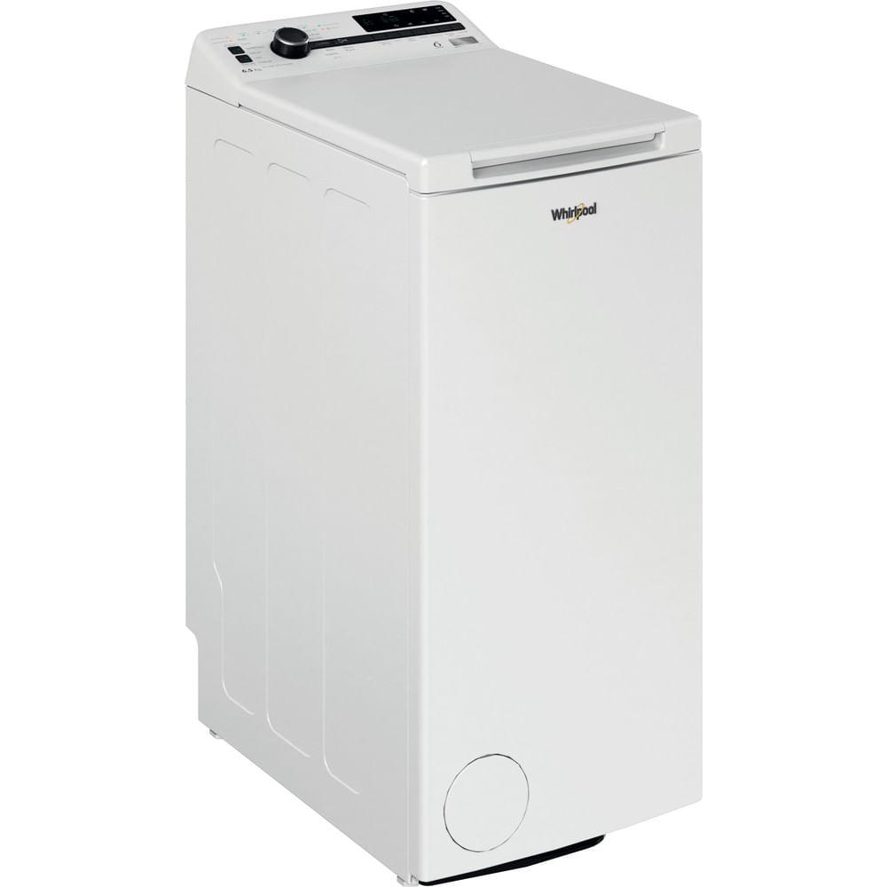 Whirlpool Lave-linge posable TDLRB 65242BS FR/N : consultez les spécificités de votre appareil et découvrez toutes ses fonctions innovantes pour votre famille et votre maison.