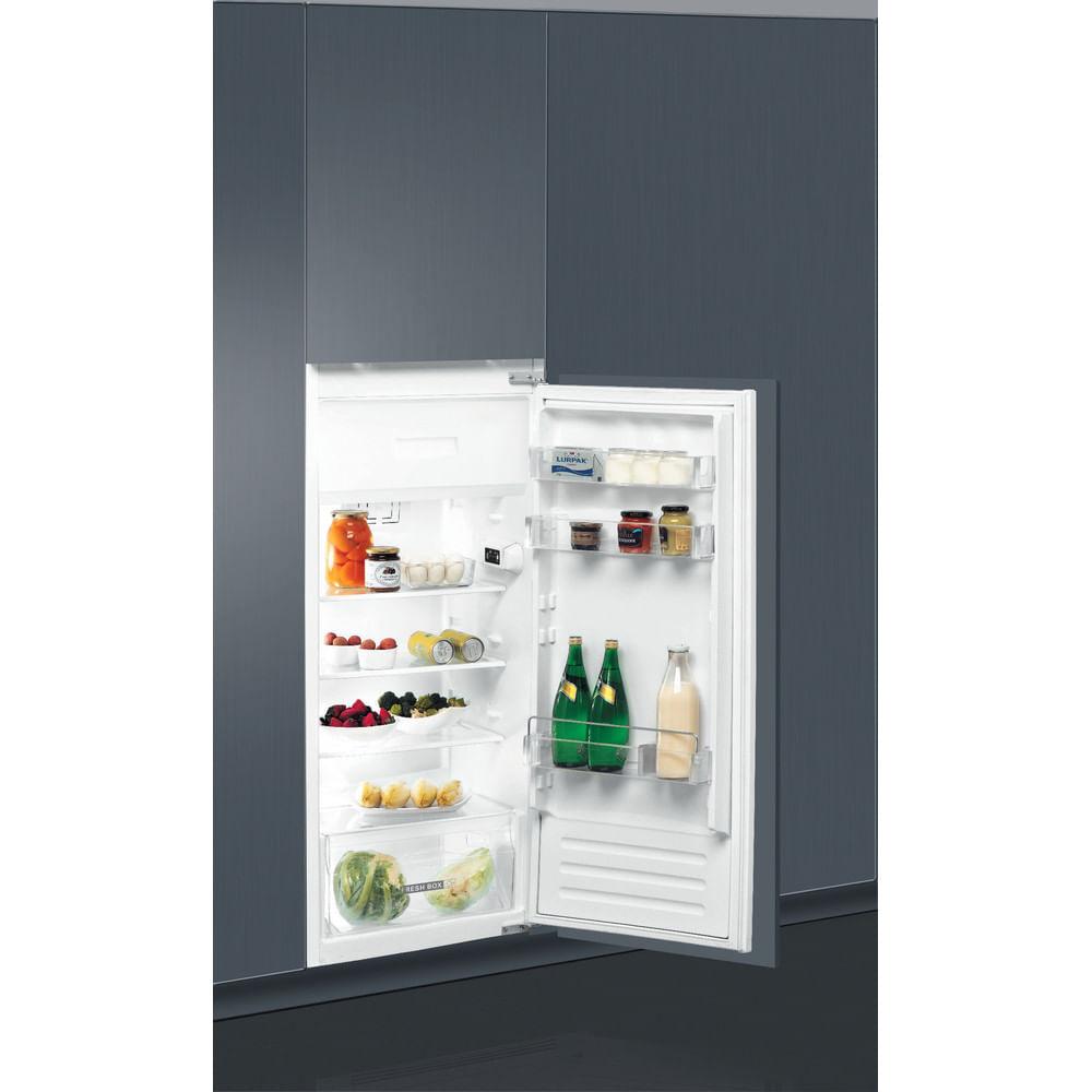 Whirlpool Réfrigérateur encastrable ARG 8671 : consultez les spécificités de votre appareil et découvrez toutes ses fonctions innovantes pour votre famille et votre maison.