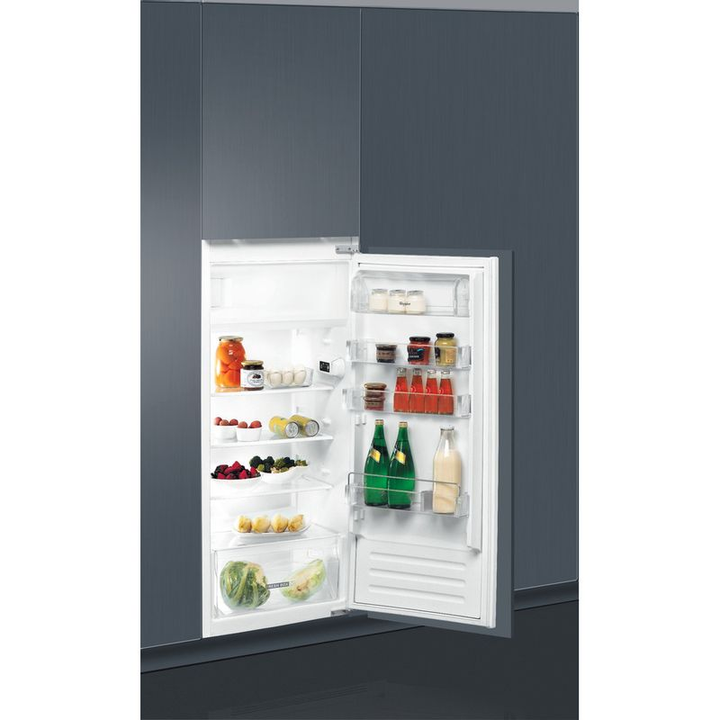 Whirlpool-Refrigerateur-Encastrable-ARG-7341-Inox-Lifestyle-perspective-open