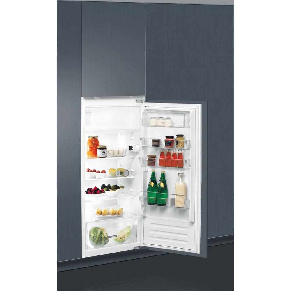 Whirlpool Réfrigérateur encastrable ARG 7341 : consultez les spécificités de votre appareil et découvrez toutes ses fonctions innovantes pour votre famille et votre maison.
