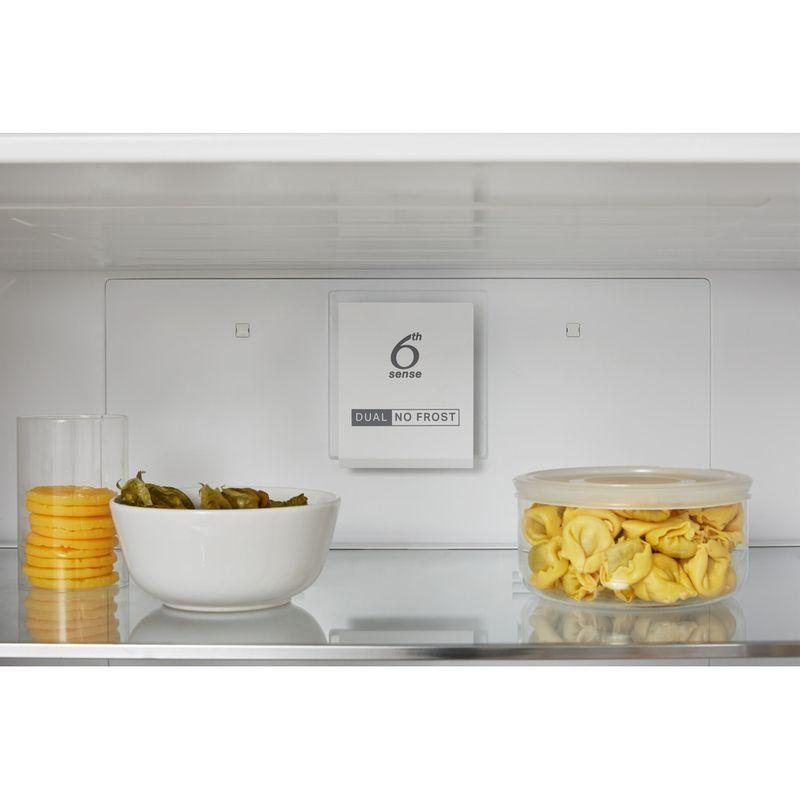 Whirlpool-Combine-refrigerateur-congelateur-Pose-libre-W84TE-72-X-2-Inox-2-portes-Lifestyle-detail