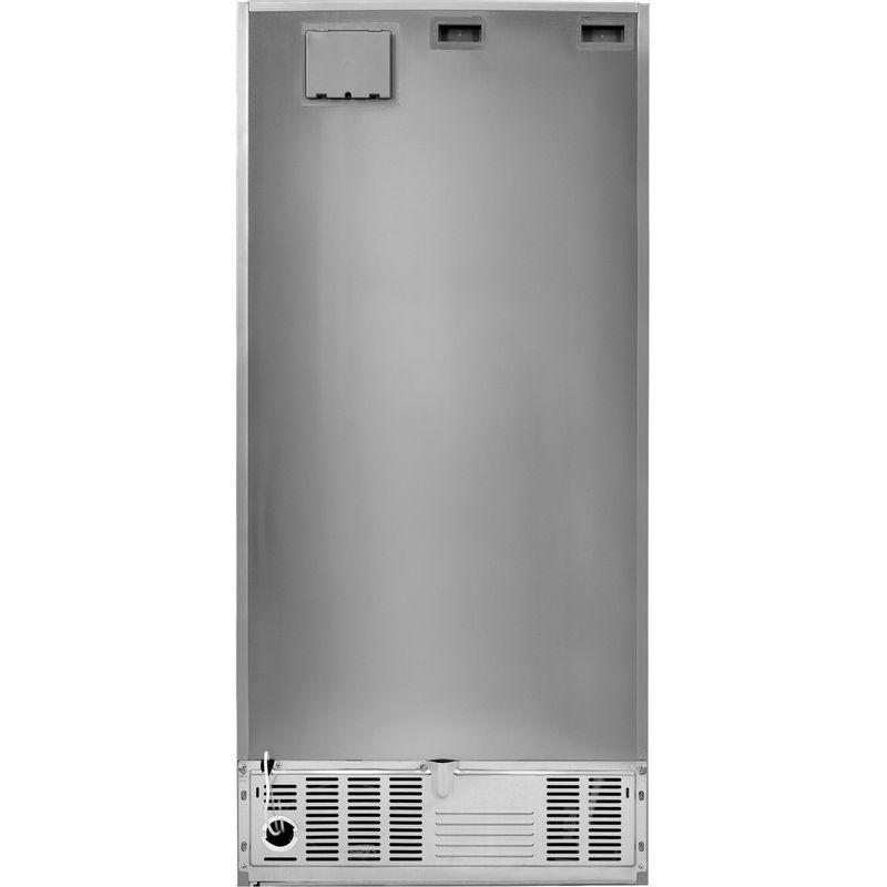 Whirlpool-Combine-refrigerateur-congelateur-Pose-libre-W84TE-72-X-2-Inox-2-portes-Back---Lateral