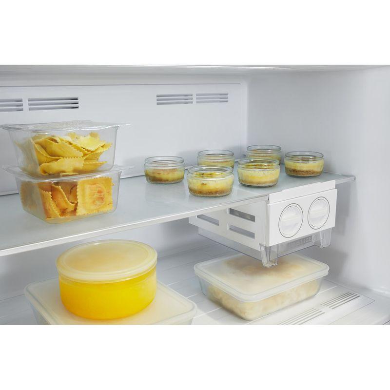 Whirlpool-Combine-refrigerateur-congelateur-Pose-libre-W84TE-72-X-AQUA-2-Inox-2-portes-Drawer