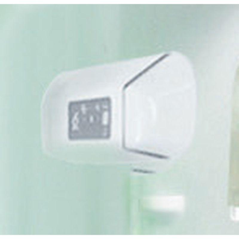Whirlpool-Combine-refrigerateur-congelateur-Encastrable-ART-6614-SF1-Blanc-2-portes-Control-panel