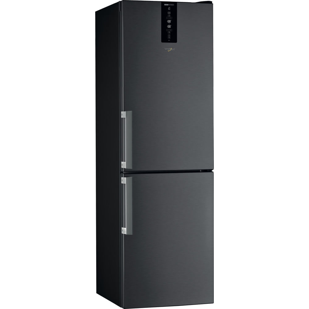 Whirlpool Réfrigérateur congélateur posable W7 831T KS H : consultez les spécificités de votre appareil et découvrez toutes ses fonctions innovantes pour votre famille et votre maison.
